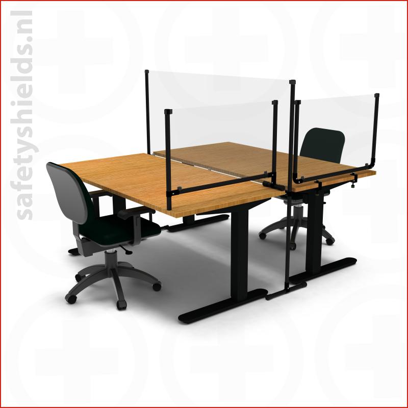 Bureau en tafel schermen